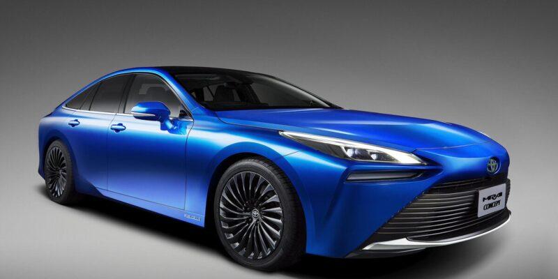 Toyota stellt Konzept der 2. Mirai Generation vor