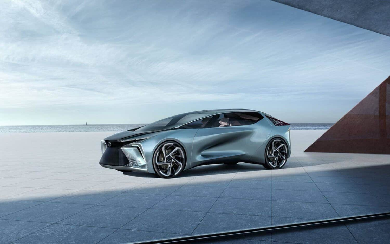 Lexus LF-30 Electrified Concept feiert seine Premiere