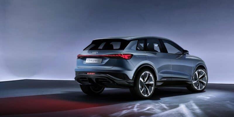 Audi Q4 e-tron weitere Details bekannt