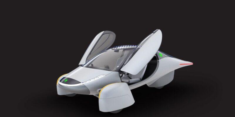 Aptera E-Auto 1.600 km Reichweite