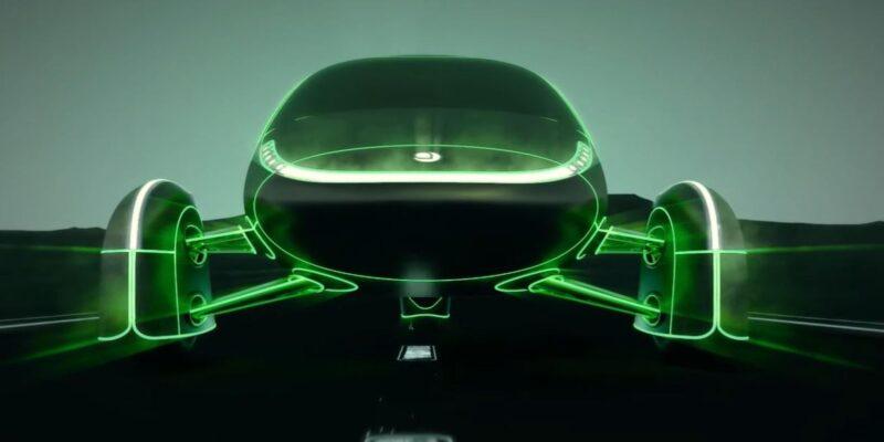 Aptera E-Auto setzt auf E-Antrieb im Rad