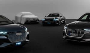 Audi Elektroautos der nächsten Jahre