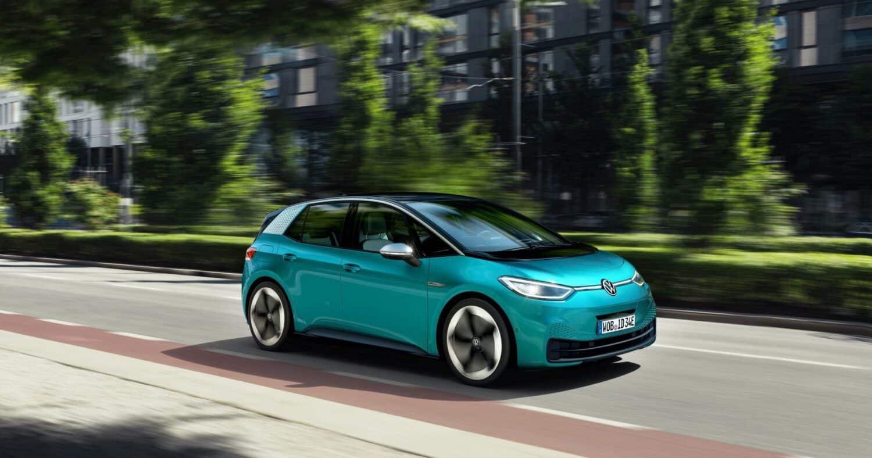 Der VW ID.3 wird per Licht kommunizieren