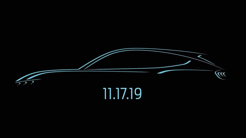 """Ford zeigt einen vom """"Mustang inspirierten"""" SUV, um mit Tesla Model Y zu konkurrieren"""