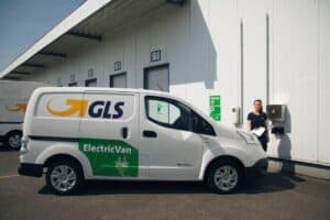 """GLS erachtet Mannheim als """"bestens geeignet, um Zustellung mit den eVans zu testen"""""""