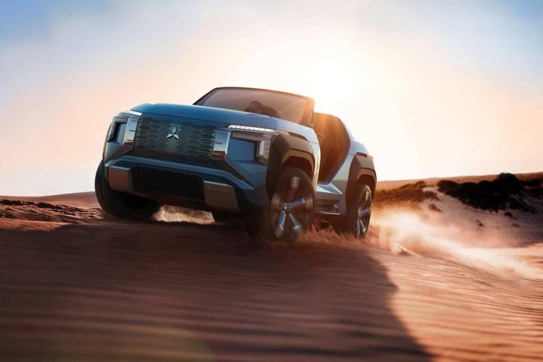 Mitsubishi Motors stellt sein neustes PHEV-Konzept vor