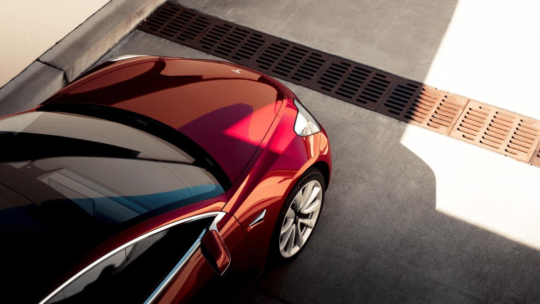 Tesla Model 3 prägt Europas Elektroautomarkt