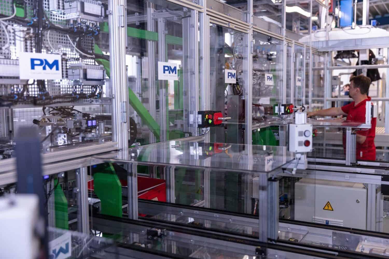 Proton Motor setzt auf neuartige Produktionsmaschine