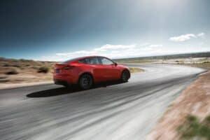 Tesla Model Y ab Quartal 01/2020 Produktionsstart