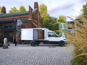 StreetScooter hält an deutscher Fertigung fest