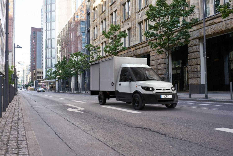 StreetScooter präsentiert neue E-Transporter