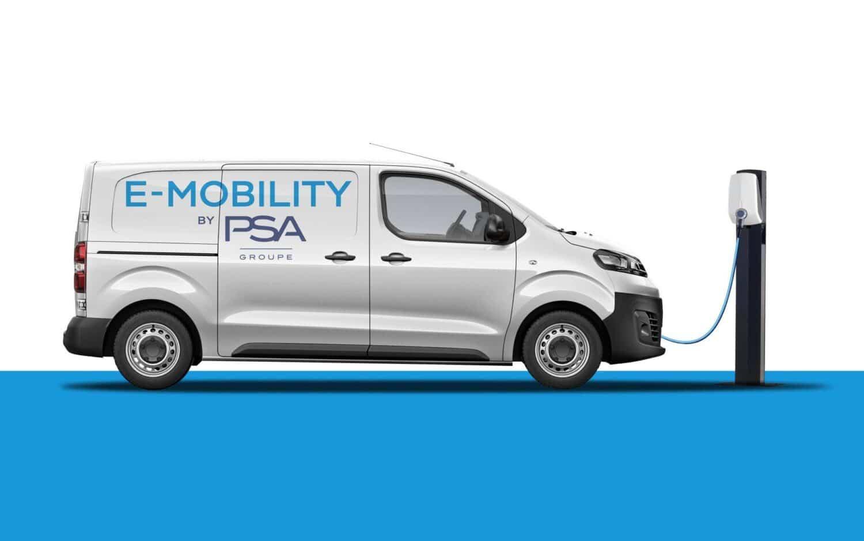Groupe PSA: Leichte Nutzfahrzeuge werden bis 2021 ...
