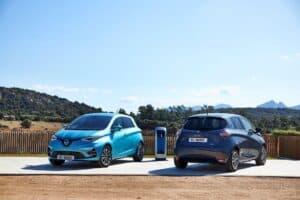 Renault verdoppelt seine E-Auto Zulassung in 2019 gegenüber dem Vorjahr