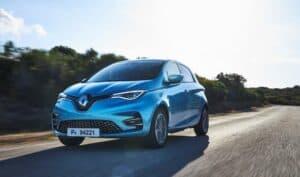 Renault ZOE RS Perfomance Version steht in den Startlöcher