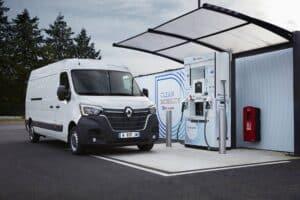 Renault setzt auf Brennstoffzellentechnik