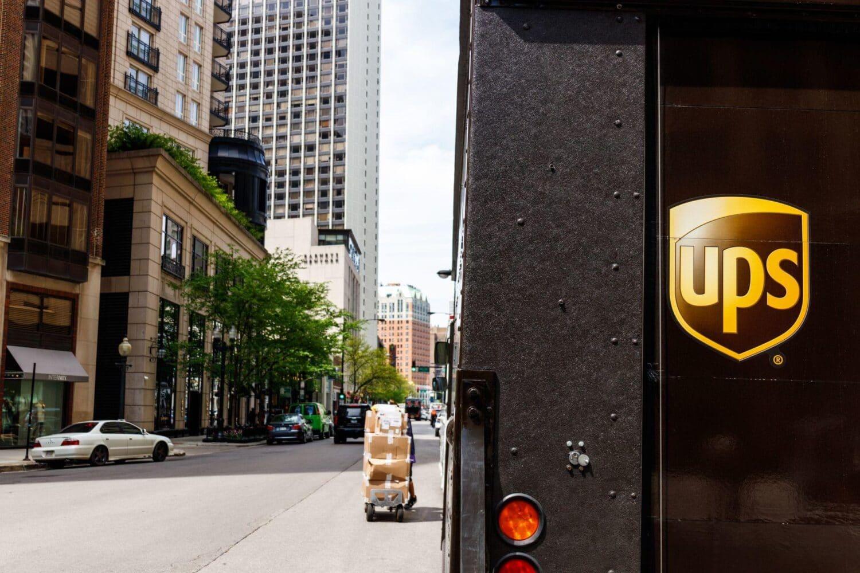 UPS setzt weiterhin auf Diesel-Umbau zu E-Transporter