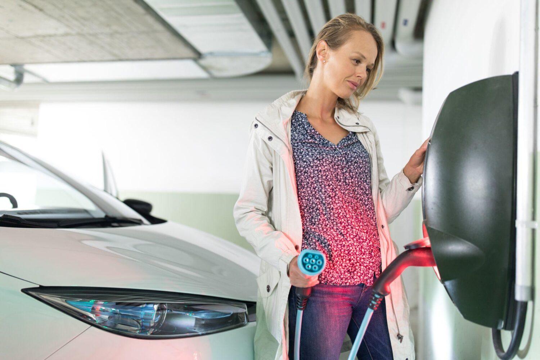 Elektroauto-Ladestation in Tiefgarage soll kommen