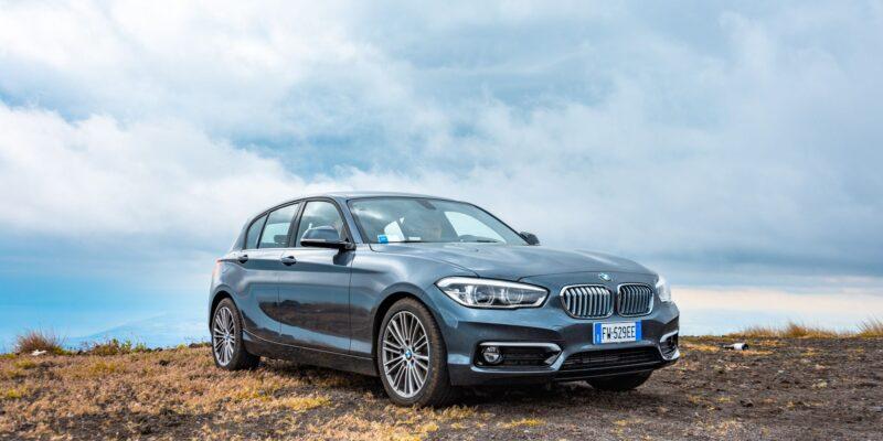 1er BMW soll vollelektrifiziert werden
