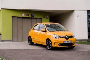 Renault Twingo Z.E. als E-Auto in 2020
