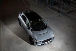Jaguar I-PAce in der Hochleistungsvariante