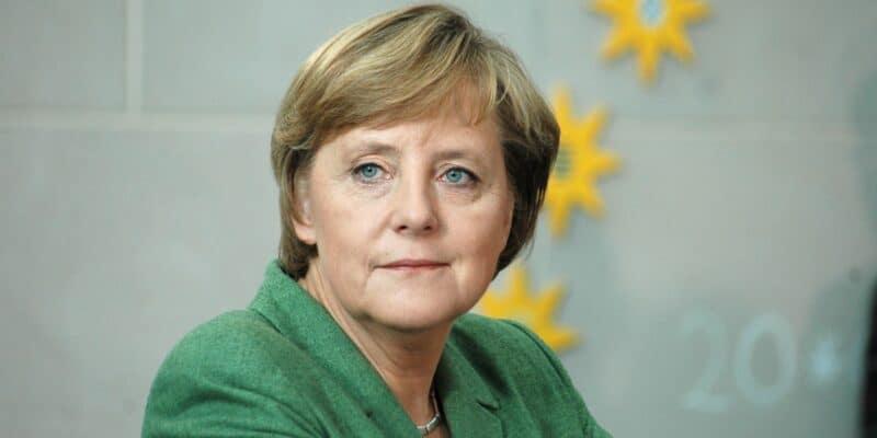 Merkel sieht Brennstoffzelle positiv