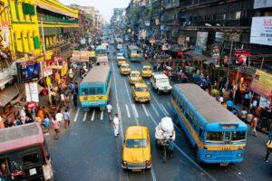 Indien hat kaum E-Autos auf der Straße