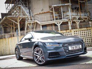 Audi TT Nachfolger steht in den Startlöcher