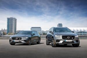 Volvo V60 und Volvo XC60 Polestar Engineered