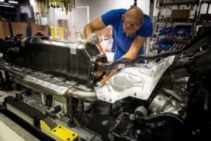 Volvo macht die Herkunft von Kobalt in Hochvoltbatterien durch Blockchain nachverfolgbar