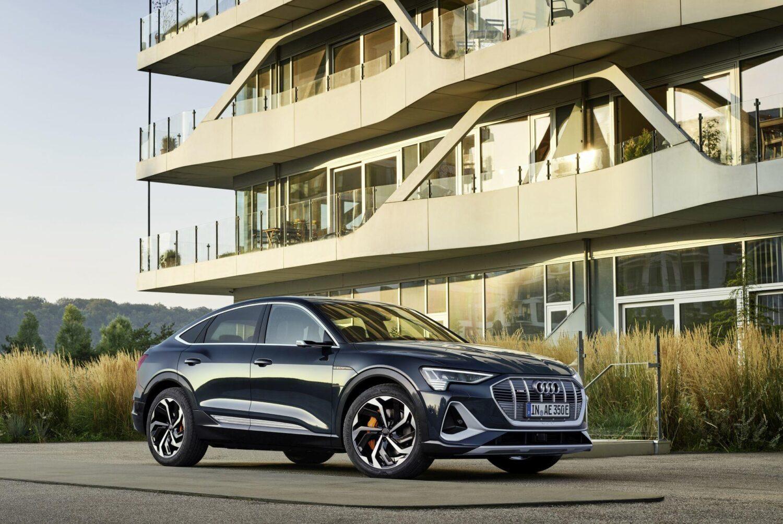 Audi e-tron Sportback in limitierter Auflage