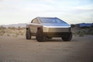 Tesla Cybertruck Single Motor