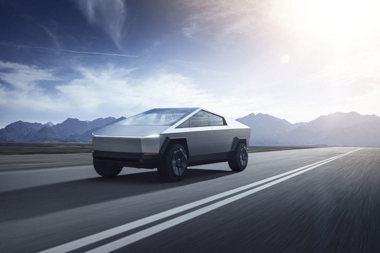 Tesla Cybertruck Tri Motor