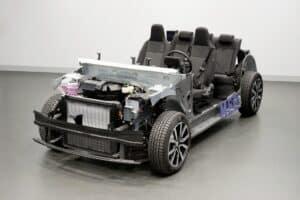 VW Werk Kassel liefert wesentliche Komponenten für alle E-Autos auf MEB-Basis