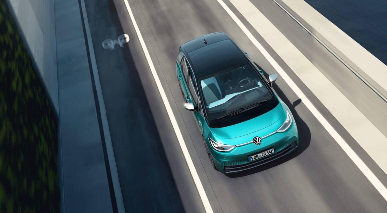 VW montiert den ID.3 in Dresden