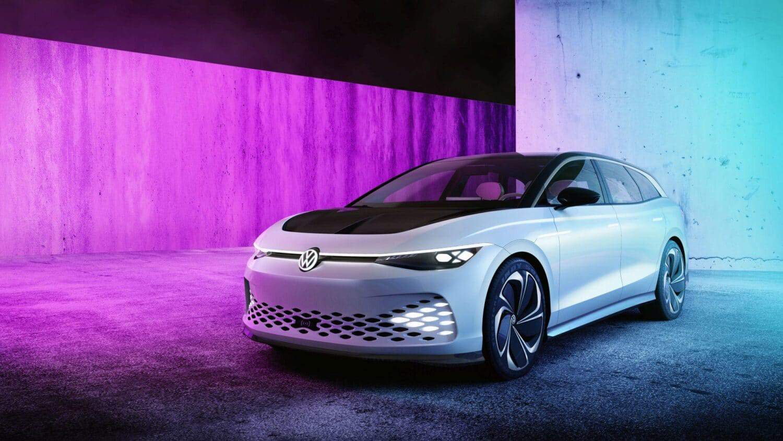 VW ID. SPACE VIZZION Showcar Front