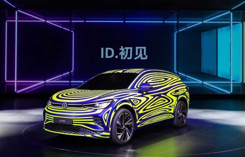 VW SUV-Studie ID. Next feiert ihren Start in China
