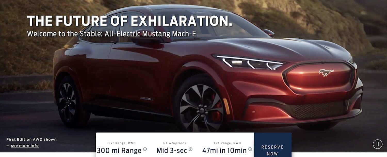 Ford Mustang Mach-E Details und Fotos (3)