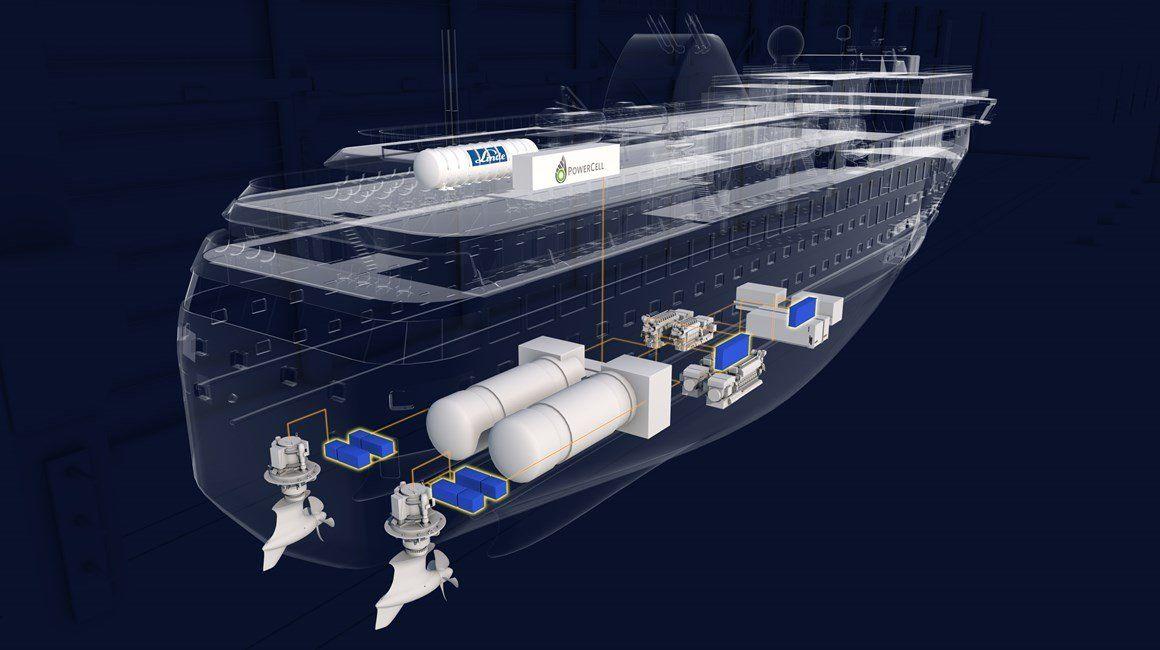 Norwegen setzt auf Brennstoffzellen-Schiffe