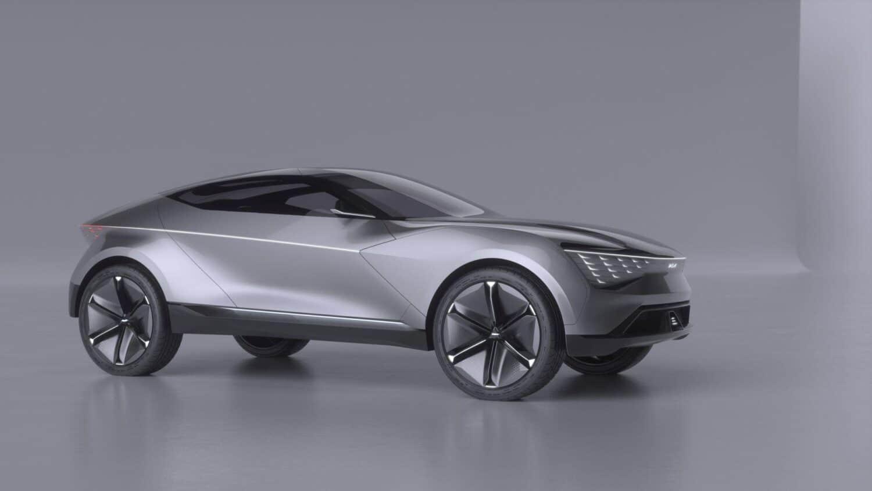 Kia Futuron Concept Frontansicht