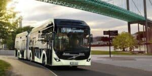 Volvo Bus Corporation erhält den bislang größten Einzelauftrag für E-Busse in Europa