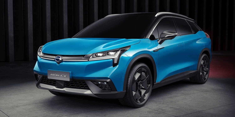 GAC Aion LX: E-SUV mit 630 km Reichweite und 300 kW-Allradsystem ab 32.000 Euro