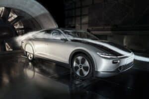 """Lightyear One beansprucht Titel """"aerodynamischste Auto der Welt"""" für sich"""