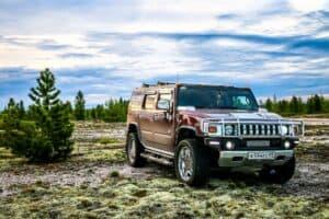 Der E-Hummer von General Motors scheint greifbar nah