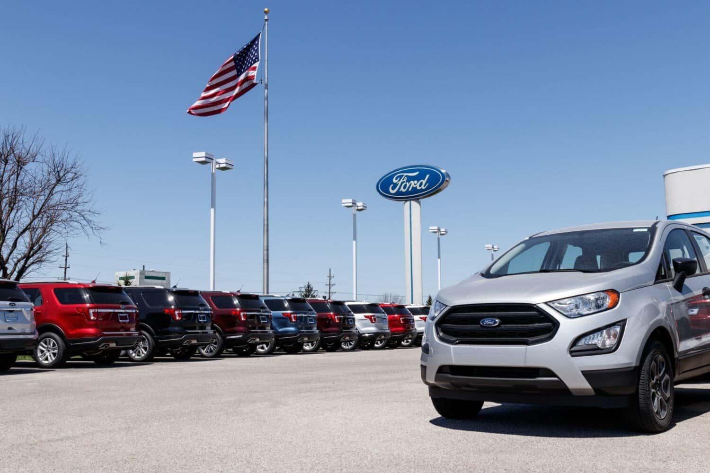 Ford wird für seine Luxusmarke Lincoln ein E-SUV auf Basis der Rivian-Plattform bauen