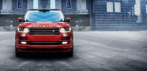 Der neue Range Rover soll vollelektrisch auf die Straße kommen