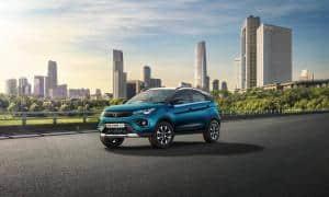 Tata Motors stellt Nexon EV SUV vor