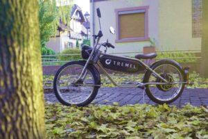 Tremel Zimmner - E-Moped aus Deutschland