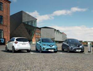 Renault ZOE dominiert E-Auto-Absatz im Oktober 2019