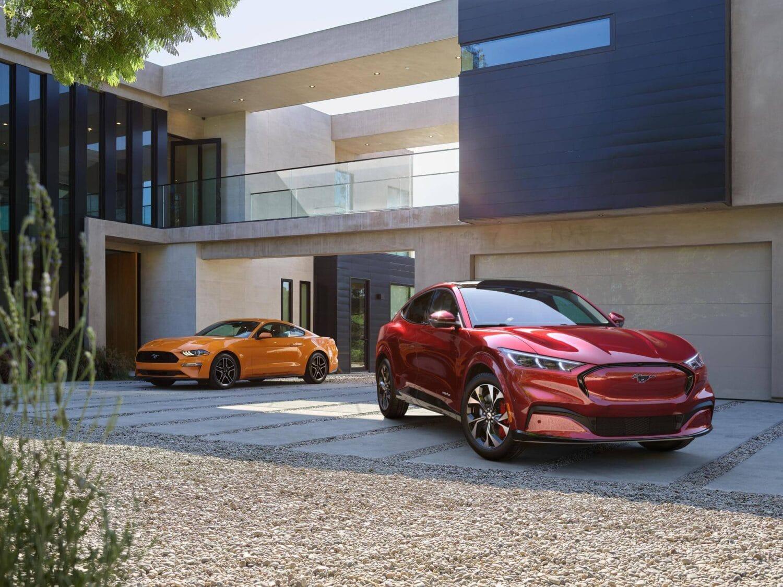 Ford Mustang Mach-E First Edition ausverkauft