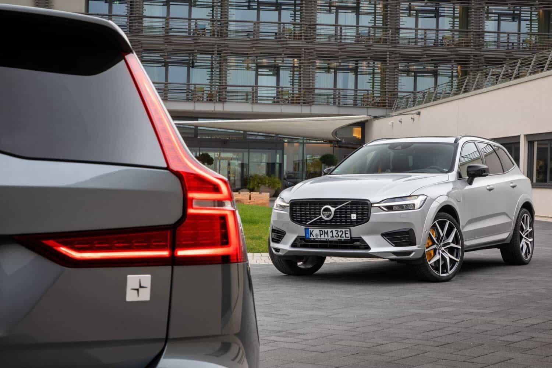 Volvo will 2020 seine PHEV-Produktion verdreifachen